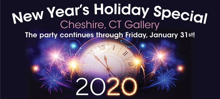 New Year's 2020 Holiday Special - Artwork Available For Immediate Purchase