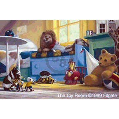 The Toy Room by Leonard Filgate