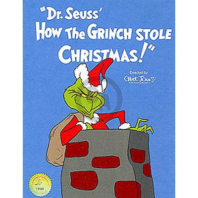 How the Grinch Stole Christmas (sericel)