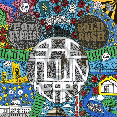Sactown Heart by Tennessee Loveless