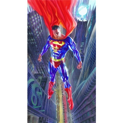 The Man of Tomorrow by Alex Ross (Roman Numeral)