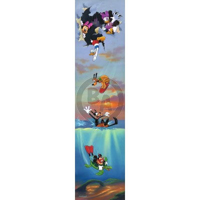 Mickey and Pals Big Day Off by Jim Warren
