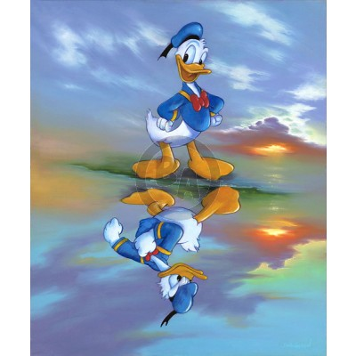 Two Sides of Donald by Jim Warren