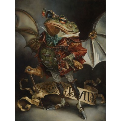 The Insatiable Mr. Toad by Heather (Theurer) Edwards