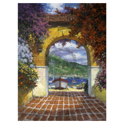 Gateway to the Sea by James Coleman