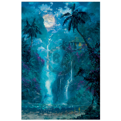 Tropical Dream by James Coleman