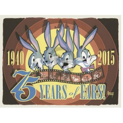 75 Years of Ears by Mike Peraza