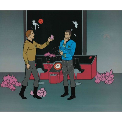 The Trouble with Tribbles Sericel