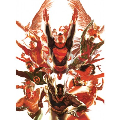 The World's Greatest Super-Heroes by Alex Ross (Regular)