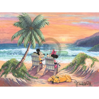Vacation Paradise by Michelle St. Laurent
