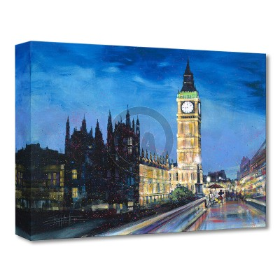 Treasures on Canvas: Painting the Town by Stephen Fishwick