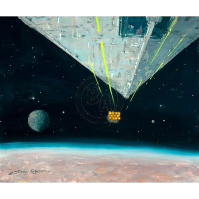 Imperial Chase by James Coleman