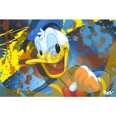 Donald Duck by ARCY