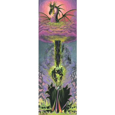 Maleficent's Transformation by Michelle St. Laurent