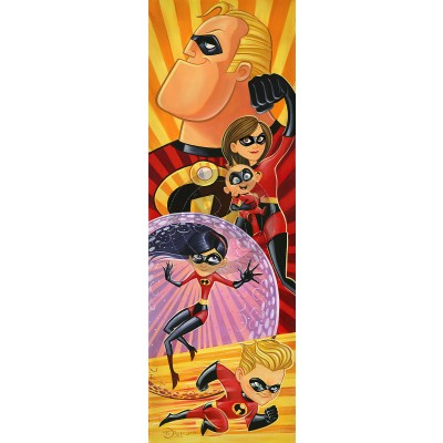 Incredibles to the Rescue by Tim Rogerson