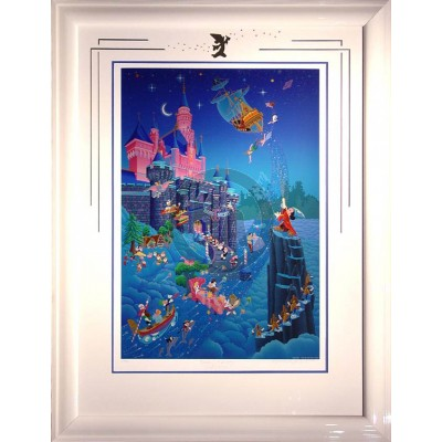 Mickey Mouse's 60th Birthday (serigraph)