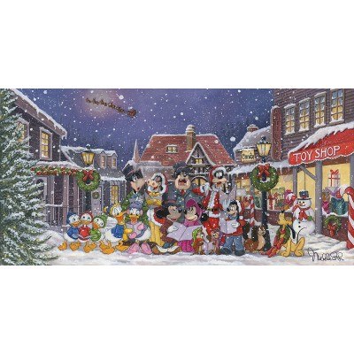 A Snowy Christmas Carol by Michelle St. Laurent