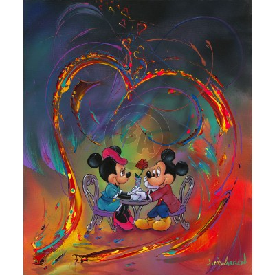 Every Day is Valentine's Day by Jim Warren