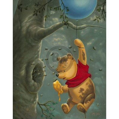 Pooh's Sticky Situation by Jared Franco