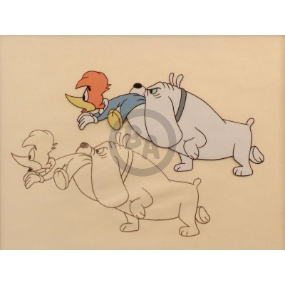 Woody Woodpecker OPC/OPD: Woody and Dog (15855)