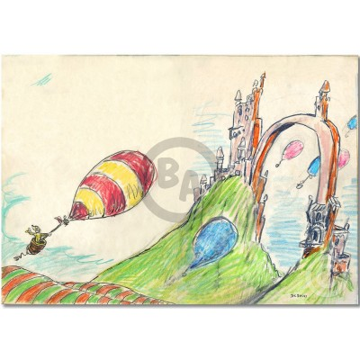 Soar to High Heights by Dr. Seuss