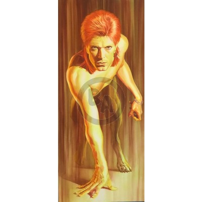 Bowie by Alex Ross