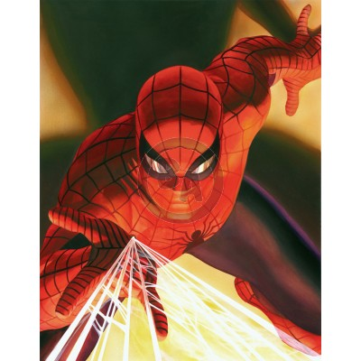 Visions: Spider-man by Alex Ross (Lithograph)