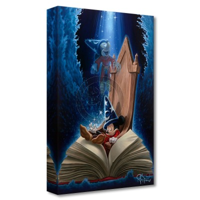 Treasures on Canvas: Dreaming of Sorcery by Jared Franco