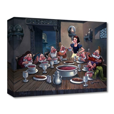 Treasures on Canvas: Soup for Seven by Rodel Gonzalez
