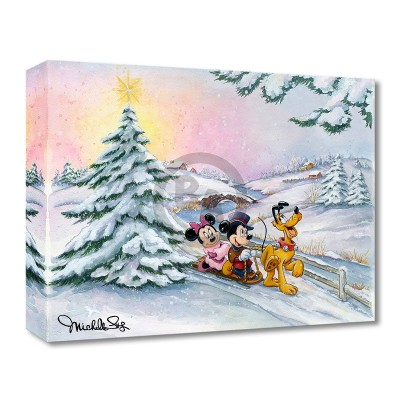 Treasures on Canvas: Winter Sleigh Ride by Michelle St.Laurent