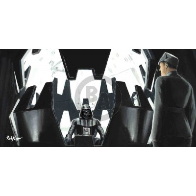 Updating Vader by Rob Kaz