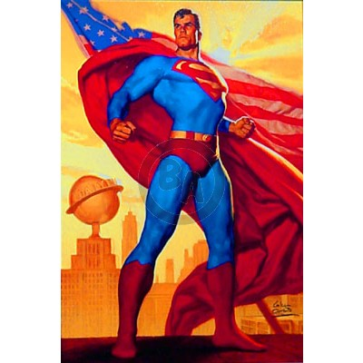 Truth, Justice and the American Way by Glen Orbik (Paper)
