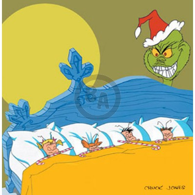 The Candy Cane Caper by Chuck Jones