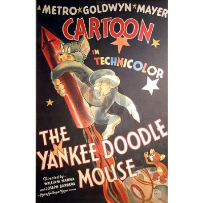 Yankee Doodle Mouse