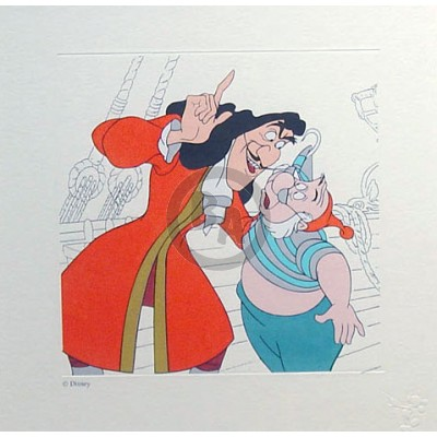 Hook and Smee Disney Treasure