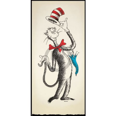 Ted's Cat -- 50th Anniversary by Dr. Seuss
