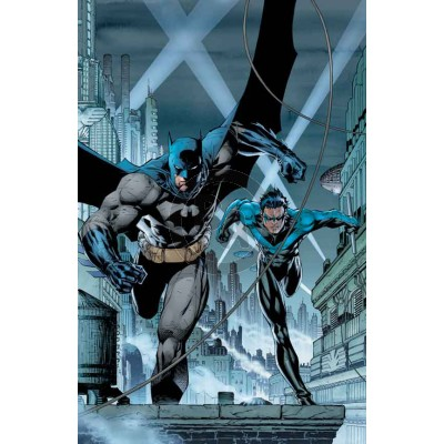 Gotham's Crime Fighters by Jim Lee