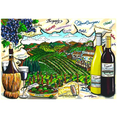 A Tasting in Wine Country