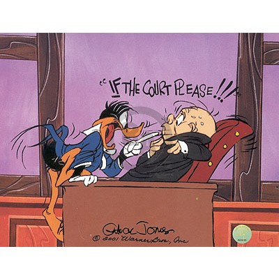 Judge Season by Chuck Jones