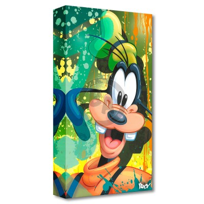 Treasures on Canvas: Goofy by ARCY