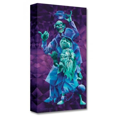 Treasures on Canvas: Hitchhiking Ghosts by Tom Matousek