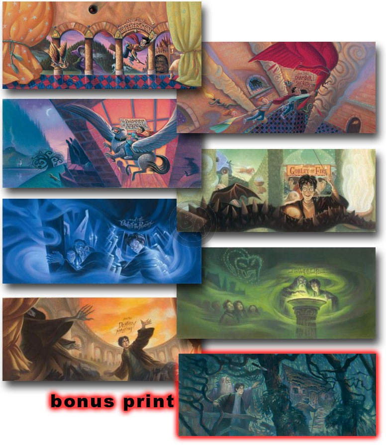 image regarding Harry Potter Book Covers Printable titled The Harry Potter E book Deal with Artwork Collection