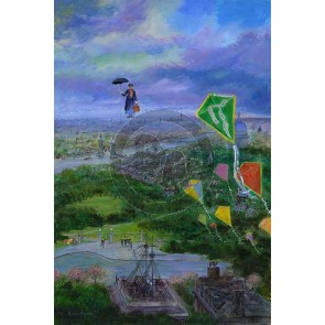 Lets Go Fly a Kite by Harrison Ellenshaw