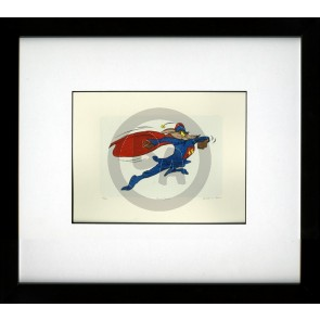 Chuck Jones Fine Art Etching: Wile E. Coyote