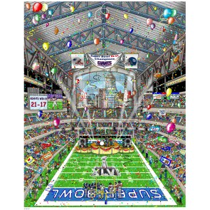 Super Bowl XLVI: Indianapolis