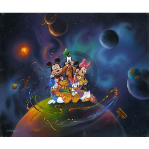 Disney World by Jim Warren