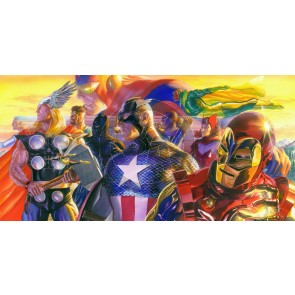 Larger Than Life: Invincible by Alex Ross (Regular)