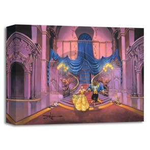 Treasures on Canvas: Tale as Old as Time by Rodel Gonzalez