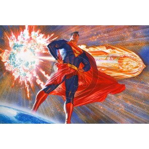 Superman: Son of Krypton by Alex Ross (Paper)