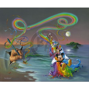 Walt's Colorful Creations by Jim Warren